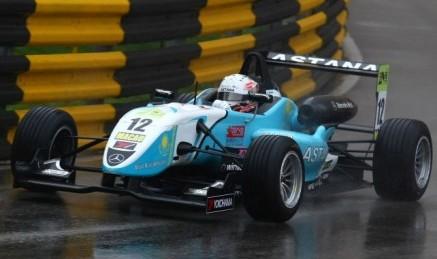 59th Macau Grand Prix, Felix Da Costa poleman, Daniel Juncadella, Carlos Sainz Jr
