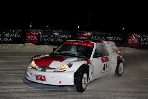 G.Series BPA, carreras sobre hielo organizadas por la federacion andorrana de automovilismo.  Competicion al estilo Trophee Andros donde participan muchos de los mejores pilotos del pais