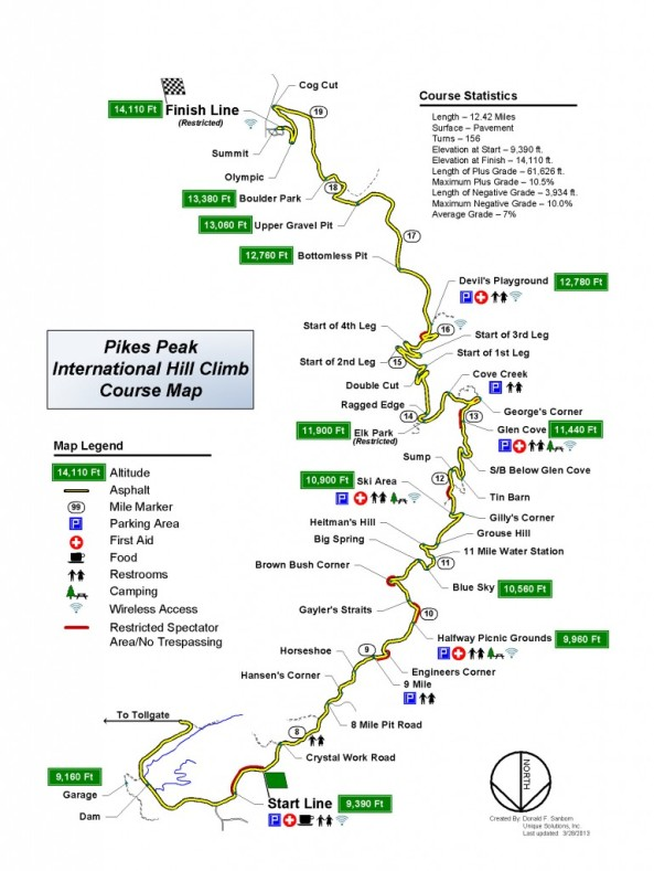 Pikes-Peak-Map